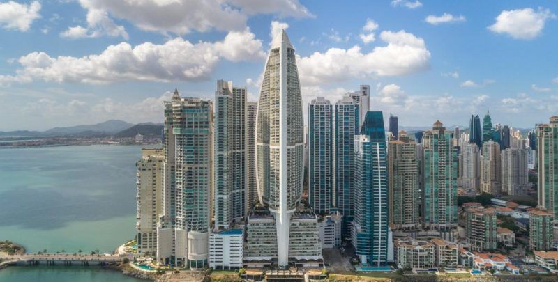 Residencia in den Bankenmetropole Lateinamerikas